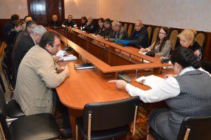 Ședința comună a Comisiei raionale Antiepizootice Excepționale și Comisiei raionale pentru Situații Excepționale