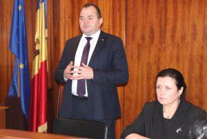 Secretarul general al MADRM, Iurie Ușurelu în vizită la Șoldănești