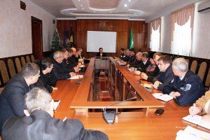Ședința Comisiei Situații Excepționale