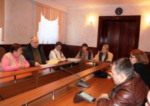Ședința Comisiei pentru Protecția Copilului aflat în Dificultate în cadrul Consiliului raional Șoldănești