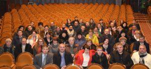 Filarmonica Naţională a lucrat pentru Nicușor Untilă din Șoldănești