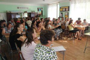 Organizarea procesului educațional în anul de studii 2018-2019