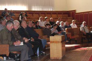 Seminar de instruire cu managerii, persoanele responsabile și operatorii în sala de cazane din instituțiile bugetare