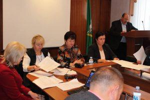 Ședința ordinară  a Consiliului Raional Șoldănești din 27.09.2018