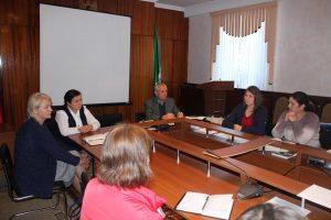 Seminar instructiv privind Serviciul social de suport monetar