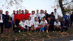 Finala Campionatului raional la fotbal pentru Cupa Preşedintelui Raionului Șoldănești