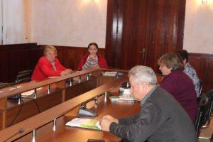 Întrunire cu beneficiarii Proiectului Energie și Biomasă