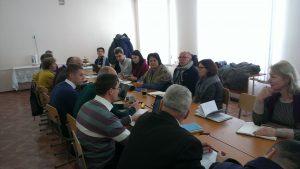 """""""Sporirea eficienței energetice a Liceului Teoretic """" Alexei Mateevici"""" la o nouă etapă de implementare"""