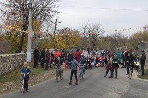 """""""Drumuri bune pentru Moldova""""- satul Parcani"""
