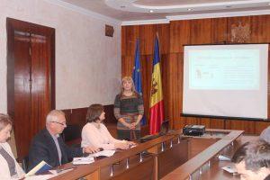 Ședinţa ordinară a Consiliului consultativ raional al probaţiunii