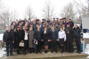 Festivitate dedicată aniversării a 28 de ani de la crearea Poliției Naționale