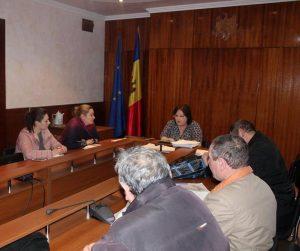 Seminar metodic cu angajaţii din domeniul culturii