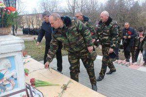 Mitingul de comemorare a 27 de ani de la declanşarea războiului de pe Nistru