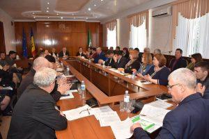 Şedinţa ordinară a Consiliului raional Şoldăneşti din 29 martie 2019