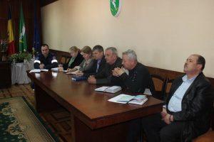 Comisia Raională pentru Situaţii Excepţionale întrunită ad-hoc