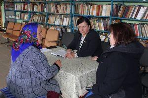A 2-a vizită a deputatului în teritoriu, satul Sămăşcani