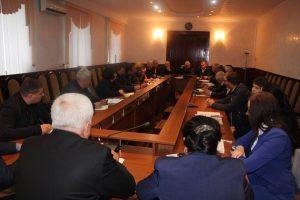 Prima întrunire de lucru cu primarii din acest an