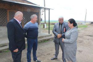Deputatul în dialog cu cetăţenii, satul Rogojeni