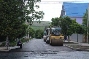 """Programul """"Drumuri Bune pentru Moldova"""" continuă în oraşul Şoldăneşti"""