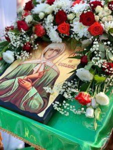 Prăznuirea Sfintei Fericite Agafia de la Cușelăuca