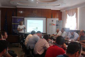 """Atelier de lucru : """"Etapele practice pentru elaborarea Planului local de acțiuni în domeniul eficienței energetice"""""""