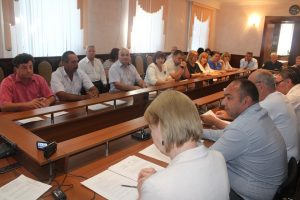 Ședința extraordinară a Consiliului raional Șoldănești  din 09 iulie 2019
