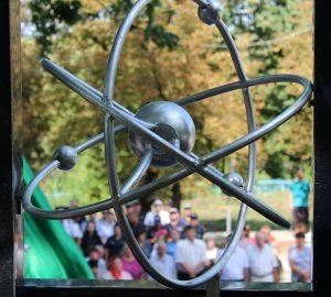 Inaugurarea monumentului edificat în memoria participanţilor la lichidarea consecinţelor avariei de la Cernobîl
