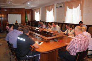 Ședință de lucru cu primarii – în ajunul sărbătorilor naţionale