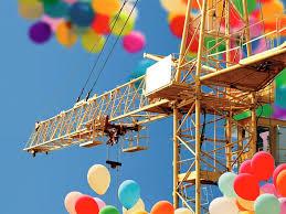 Felicitare către Lucrătorii din domeniul construcției  cu ocazia zilei lor profesionale
