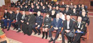 A fost marcată cea de-a XXIX-a  aniversare de la crearea Poliţiei Naţionale