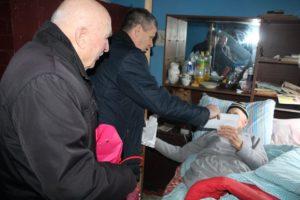 Ajutor pentru veterani în ajunul sărbătorilor de iarnă