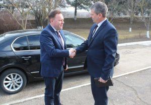 Viceprim-ministrul pentru reintegrare în vizită de lucru la Şoldăneşti
