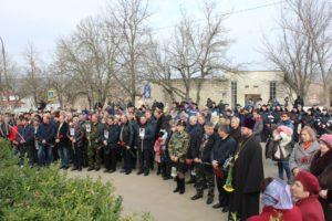 Miting de comemorare dedicat retragerii contingentului limitat al trupelor militare sovietice din Afganistan