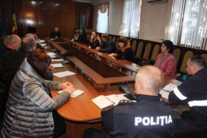 O nouă şedinţă a Comisiei  Extraordinare de Sănătate Publică  Şoldăneşti