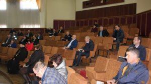 Ședința extinsă a Comisiei raionale pentru situații excepționale Șoldănești din 19.03.2020