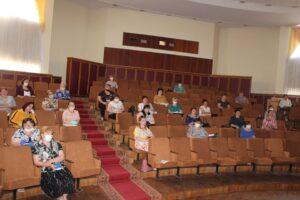 Şedinţă cu directorii instituţiilor de educaţie timpurie din raion