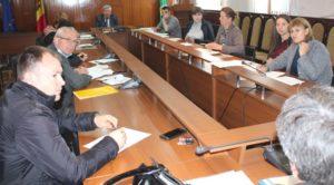 Şedinţa Comisiei pentru protecţia copilului aflat în dificultate