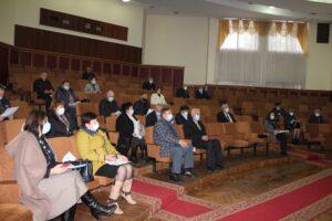 Consiliul raional Șoldănești s-a convocat în ședință extraordinară