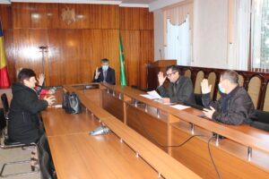 Comisia de concurs a aprobat lista candidaților admiși la concursul pentru funcția vacantă de șef al SCTS
