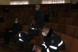 Comisia raională pentru situații excepționale a examinat nivelul de pregătire pentru perioada de iarnă