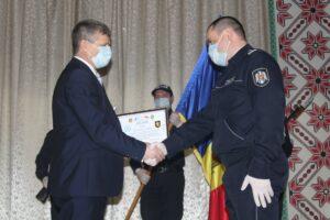 30 de ani de la crearea Poliției Naționale marcați cu solemnitate la Șoldănești