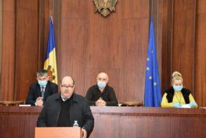Consiliul raional s-a convocat în ședință ordinară