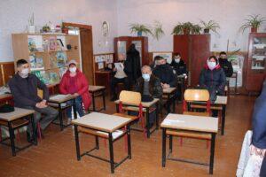 Membrii CESP Şoldăneşti în dialog cu factorii de decizie din satul Şestaci