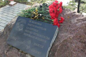 Au fost marcaţi 29 de ani de la declanşarea conflictului armat de pe Nistru