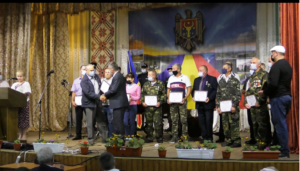 La Șoldănești a fost marcată sărbătoarea solemnă dedicată celor 30 de ani independență ai Republicii Moldova