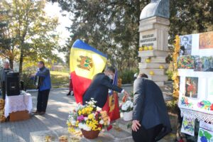 Eveniment consacrat memoriei poetului naţional -Dumitru Matcovschi la 82 de ani de la naşterea sa