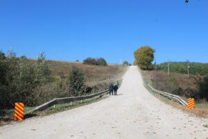 Obiectele reparate din mijloacele Fondului rutier  pentru drumurile publice raionale- în vizorul conducerii raionului