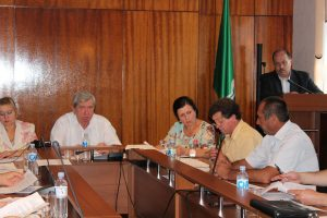 Ședința Consiliului raional