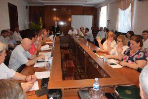 Şedinţa ordinară a Consiliului raional Şoldăneşti din 22.08.2019