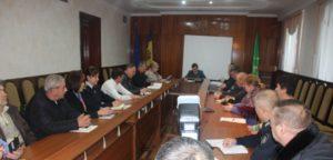 Comisia raională pentru Situaţii Excepţionale Şoldăneşti preocupată de pregătirile pentru sezonul rece al anului